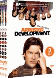 Arrested Development - Season 1 Cover