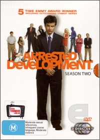 Arrested Development - Season 2 Cover