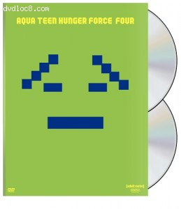 Aqua Teen Hunger Force:Vol 4