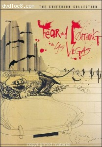 Fear And Loathing In Las Vegas (Criterion Collection) Cover
