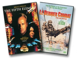 Fifth Element / Le Dernier Combat, The