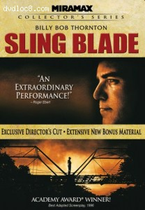 Sling Blade - Director's Cut