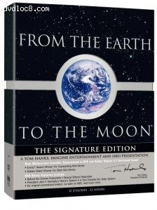 From the Earth to the Moon - The Signature Edition Cover