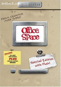 Office Space: Special Edition (Fullscreen Edition)