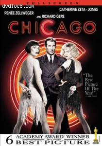 Chicago (Fullscreen Edition) Cover