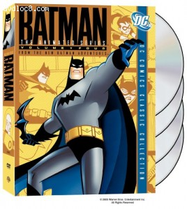 Batman: The Animated Series - Volume 4 (From the New Batman Adventures) (DC Comics Classic Collection)