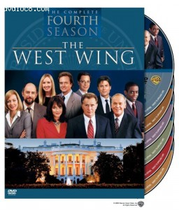 West Wing, The - The Complete 4th Season