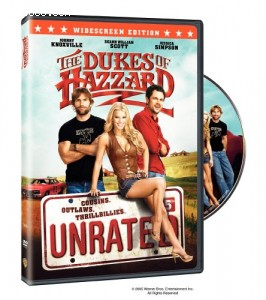 Dukes of Hazzard, The (Unrated Widescreen Edition)