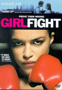 Girlfight Cover