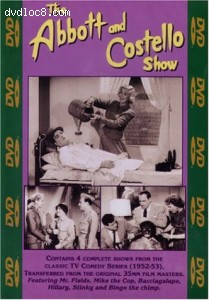 Abbott and Costello TV Show Vol. 10