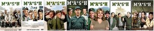 M*A*S*H Seasons 1-7 (Collector's Editions) Cover