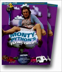 Monty Python's Flying Circus: Set 2, Episodes 7-13 Cover