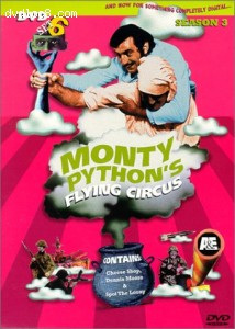 Monty Python's Flying Circus - Set 6 (Epi. 33-39) Cover
