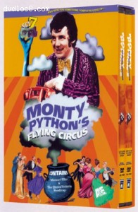 Monty Python's Flying Circus - Set 7 (Epi. 40-45) Cover