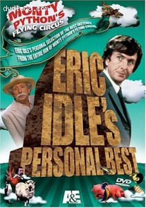 Monty Python's Flying Circus - Eric Idle's Personal Best Cover