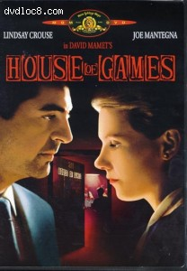 House Of Games Cover