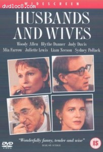 Husbands And Wives Cover