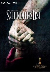 Schindler's List (Full Screen Edition) Cover