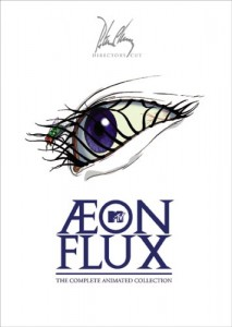 Aeon Flux - The Complete Animated Collection Cover