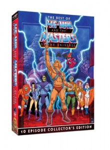 He-Man and the Masters of the Universe - The Best of (10 Episode Collector's Edition)