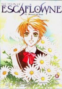 Escaflowne-Volume 2: Betrayal and Trust