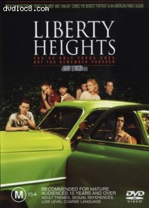 Liberty Heights Cover