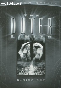 Outer Limits, The - The New Series Cover
