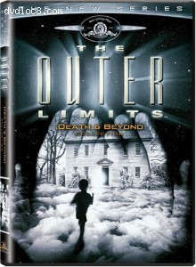Outer Limits, The - The Death & Beyond Collection Cover
