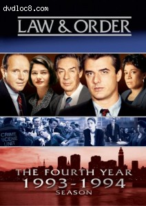 Law & Order - The Fourth Year Cover