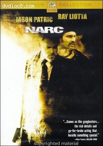 Narc (Widescreen) Cover