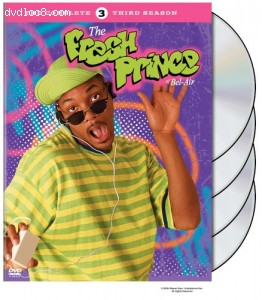 Fresh Prince of Bel, The-Air - The Complete Third Season