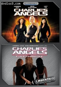 Charlie's Angels (Superbit Deluxe) / Charlie's Angels Full Throttle (Unrated Widescreen Special Edition) Cover