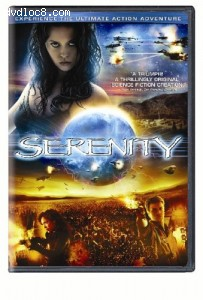 Serenity (Widescreen Edition) Cover