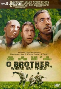 O Brother, Where Art Thou? Cover