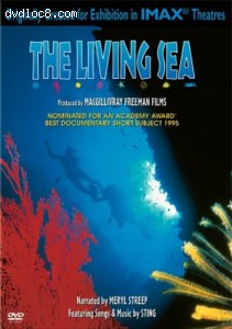 Living Sea, The (Large Format) (2-Disc WMVHD Edition)