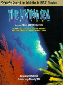 Living Sea, The (Large Format)