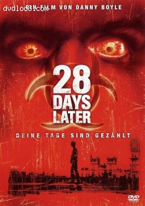 28 Days Later (German Edition) Cover