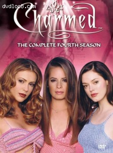 Charmed: The Complete Fourth Season Cover