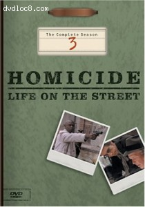 Homicide Life on the Street - The Complete Season 3