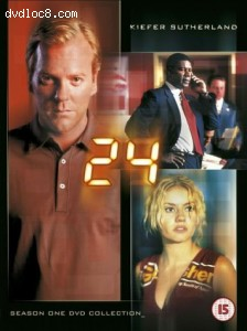 24  Season One Cover
