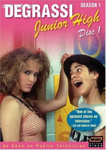 Degrassi Junior High: Season 1, Disc 1