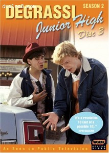 Degrassi Junior High: Season 2, Disc 3