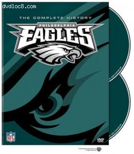 Complete History of the Philadelphia Eagles, The Cover