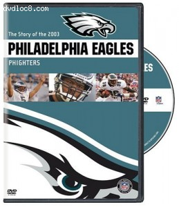 Story of the 2003 Philadelphia Eagles - Phighters Cover
