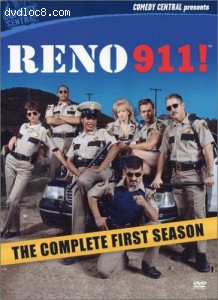 Reno 911 - The Complete First Season Cover