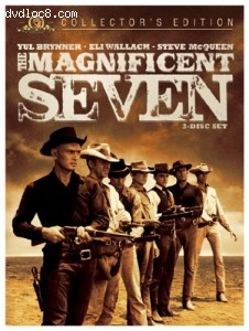 Magnificent Seven, The (Two-Disc Collector's Edition) Cover