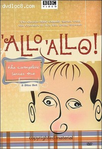 'Allo 'Allo - The Complete Series One & Two (2 Pack) Cover