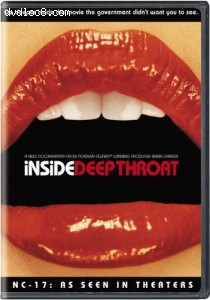 Inside Deep Throat - Theatrical NC-17 Edition Cover