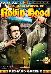Adventures of Robin Hood:Vol 2 Cover
