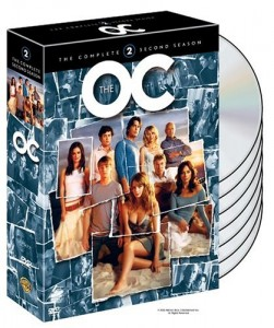 O.C., The: The Complete Second Season Cover